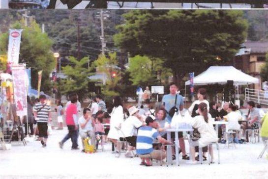 8月14日(水) 浅間温泉夕市 長野県松本市